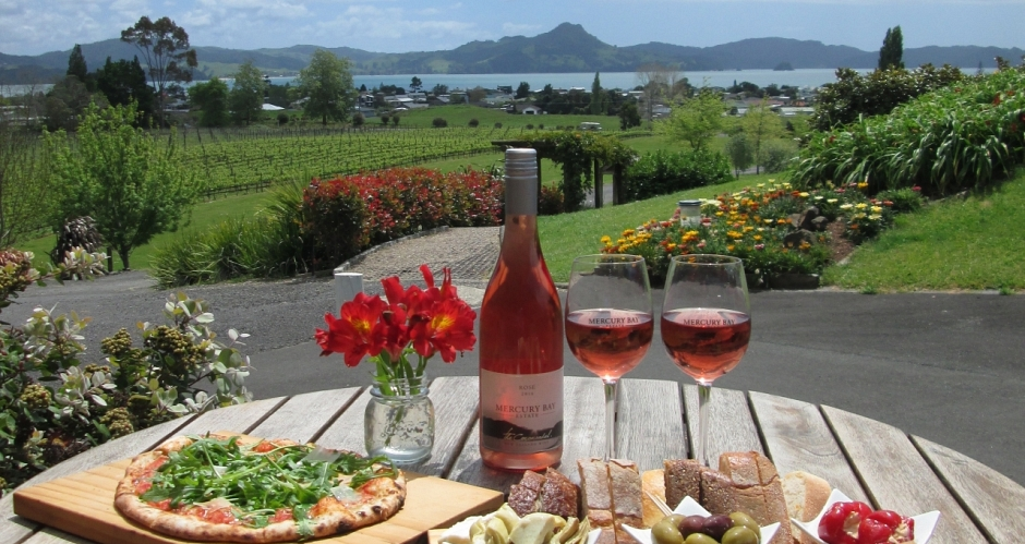 things to do near cooks beach - winery