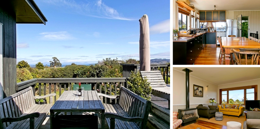 Bliss, Taupo Central Holiday Home