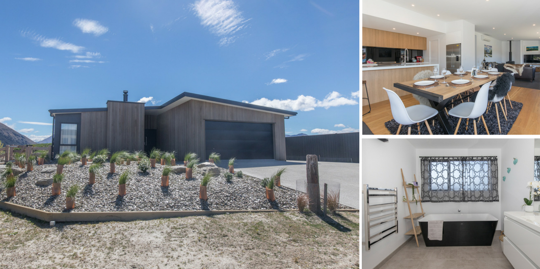 Bull Ridge Retreat - Wanaka Holiday Home