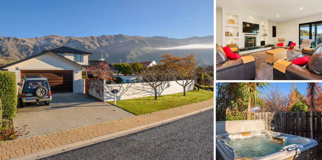 Willowridge Escape - Wanaka Holiday Home