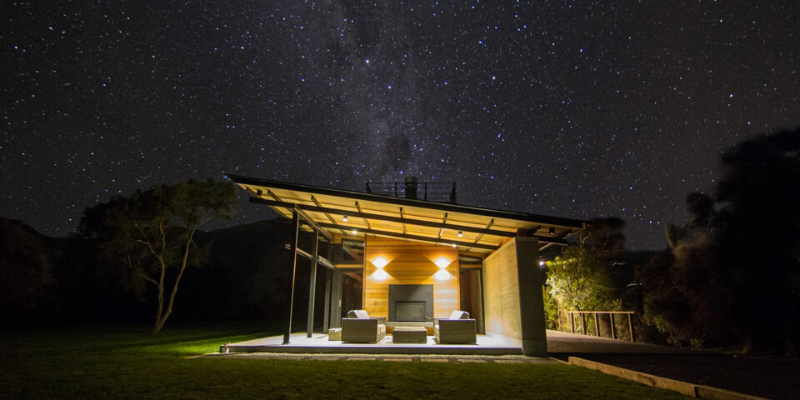 unique accommodation options in New Zealand